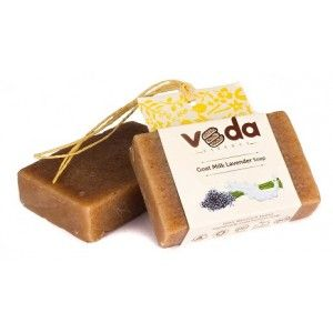 Buy Veda Essence Goat Milk Lavendar Soap - Nykaa