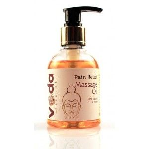 Buy Veda Essence Pain Relief Massage Oil - Nykaa