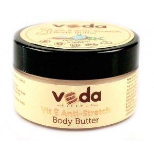 Buy Veda Essence Vit E Anti Stretch Shea Body Butter - Nykaa