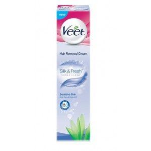 Buy Veet Hair Removal Cream - Sensitive Skin - Nykaa