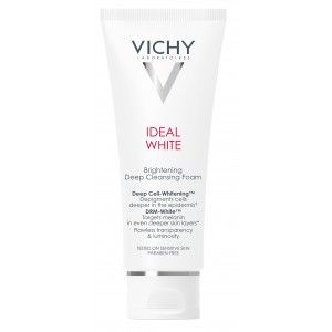 Buy Vichy Ideal White Brightening Deep Cleansing Foam - Nykaa