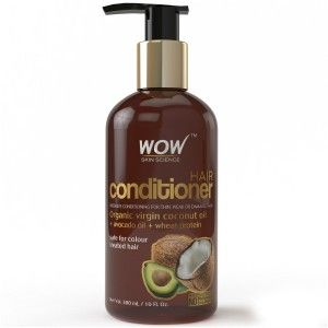 Buy Wow Hair Conditioner - Nykaa