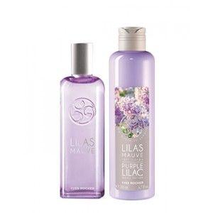 Buy Yves Rocher Purple Lilas Combo - Nykaa