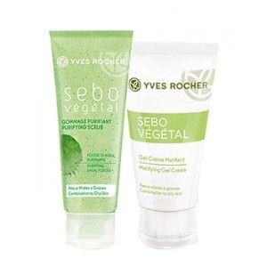 Buy Yves Rocher Sebo Vegetal Combo - Nykaa