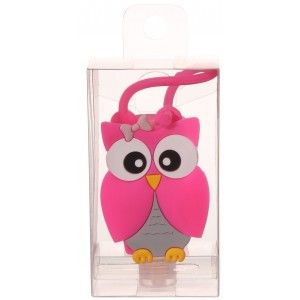 Buy Zuci Junior Hand Sanitizer With Owl Bagtag Multi Flavour - Nykaa