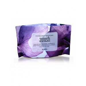 Buy Zuush Eye And Face Makeup Remover Wipes - Nykaa