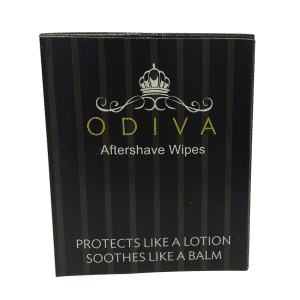 Buy Odiva After Shave Wipes - 10 Sachets - Nykaa