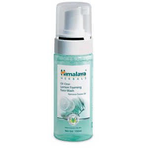 Buy Himalaya Herbals Oil Clear Lemon Foaming Face Wash - Nykaa