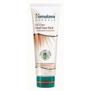 Buy Himalaya Herbals Oil Clear Mud Face Pack - Nykaa