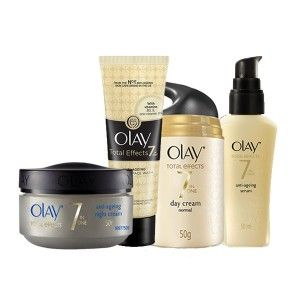 Buy Olay Total Effects 7 In One Anti-Ageing Complete Regime  - Nykaa
