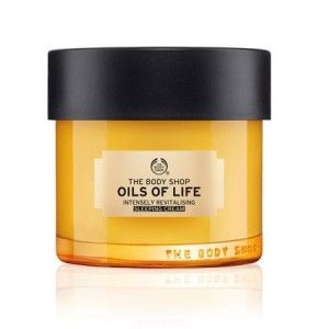 Buy The Body Shop Oils Of Life Sleeping Cream - Nykaa
