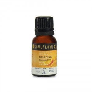 Buy Soulflower Orange Essential Oil - Nykaa
