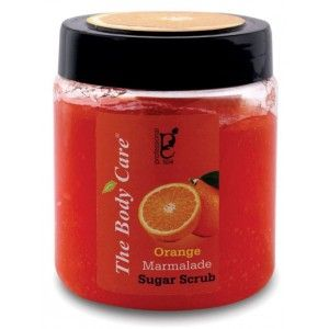 Buy The Body Care Orange Marmalade Sugar Scrub - Nykaa