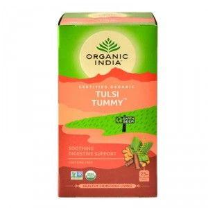 Buy Organic India Tulsi Tummy Tea (25 Tea Bag) - Nykaa