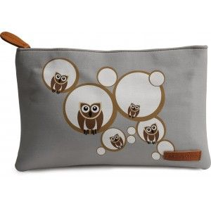 Buy DailyObjects Owls Carry-All Pouch Medium - Nykaa