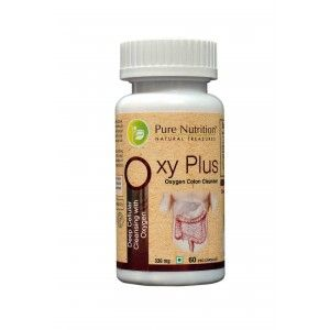 Buy Pure Nutrition Oxy Plus 60 Capsules - Nykaa