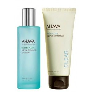 Buy AHAVA Pamper Your Skin Combo - Nykaa
