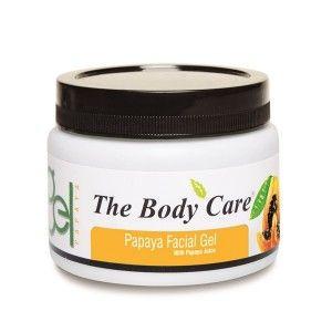 Buy The Body Care Papaya Facial Gel - Nykaa