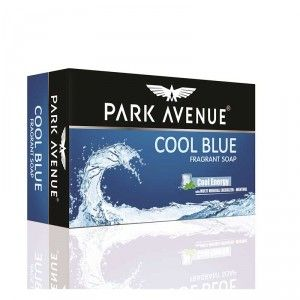 Buy Park Avenue Cool Blue Soap - Nykaa
