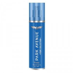 Buy Park Avenue Pure Collection Perfume Spray - Fiesta - Nykaa