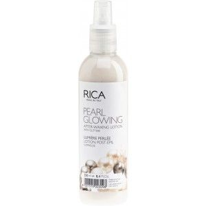 Buy Rica Pearl Glowing After Waxing Lotion - Nykaa