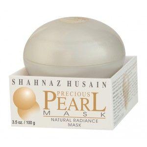 Buy Shahnaz Husain Precious Pearl Natural Radiance Mask - Nykaa