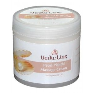 Buy Vedic Line Pearl Pishthi Massage Cream - Nykaa