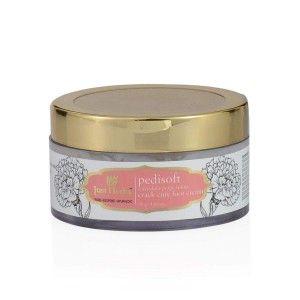 Buy Just Herbs Pedisoft Calendula-Peppermint Crack Cure Foot Cream - Nykaa