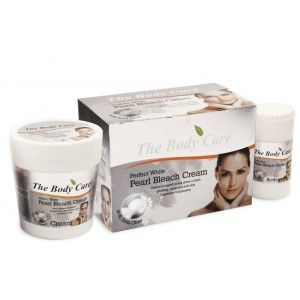 Buy The Body Care Perfect White Pearl Bleach Cream - Nykaa