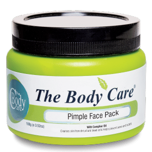 Buy The Body Care Pimple Face Pack - Nykaa