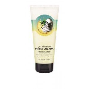 Buy The Body Shop Pinita Colada Body Sorbet - Nykaa