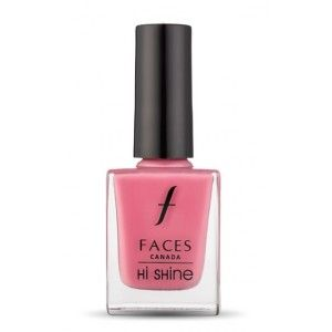 Buy Faces Hi Shine Nail Enamel - Nykaa