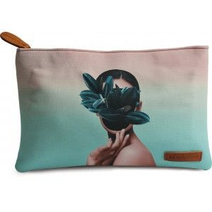 Buy DailyObjects Plantface Carry-All Pouch Medium - Nykaa