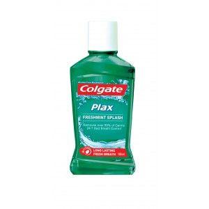 Buy Colgate Plax Fresh Mint Mouthwash - Nykaa