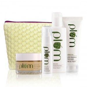 Buy PlumSkin Care Kit For Oily & Acne Prone Skin - Nykaa