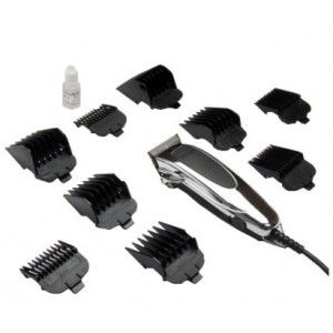 Buy Andis Trendsetter 9-Piece Corded Complete Home Grooming kit Clipper PM4 Trimmer For Men - Nykaa