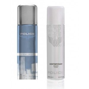 Buy Police Pack Of 2 - Light Blue And Contemporary - Nykaa