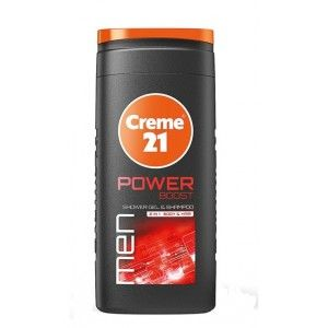 Buy Creme 21 Power Boost Shower Gel & Shampoo - Nykaa