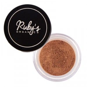 Buy Ruby's Organics Loose Powder Bronze Dust - Nykaa