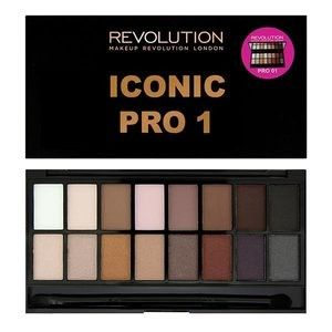 Buy Makeup Revolution Salvation Palette Iconic Pro 1 - Nykaa