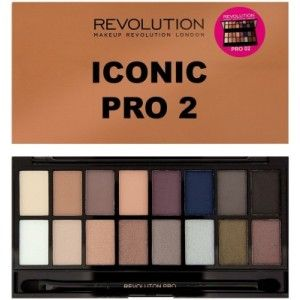 Buy Makeup Revolution Salvation Palette Iconic Pro 2 - Nykaa