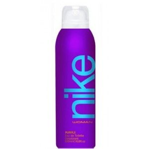 Buy Nike Basic Purple Deodorant Spray - For Women - Nykaa