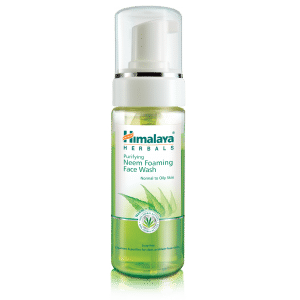 Buy Himalaya Herbals Purifying Neem Foaming Face Wash - Nykaa