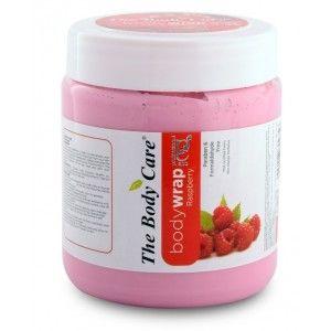 Buy The Body Care Raspberry Body Wrap - Nykaa