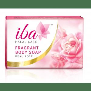 Buy Iba Halal Care Fragrant Body Soap Real Rose - Nykaa