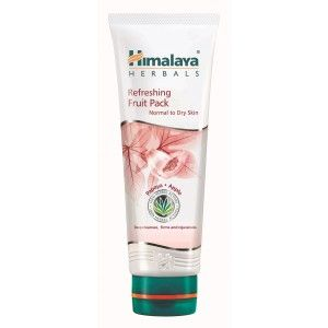 Buy Himalaya Herbals Refreshing Fruit Pack - Nykaa