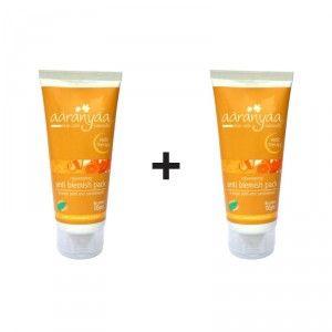 Buy Aaranyaa Rejuvenating Anti Blemish Face Pack (Buy 1 Get 1 Free) - Nykaa
