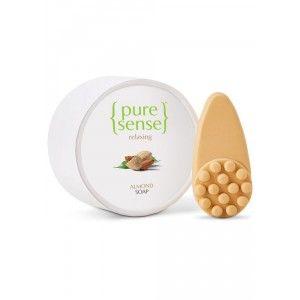 Buy PureSense Almond Soap - Nykaa