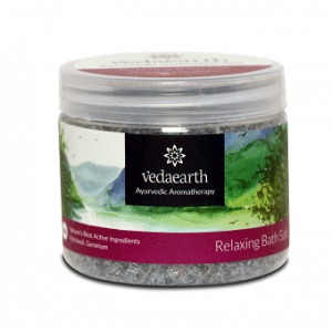 Buy VedaEarth  Relaxing Bath Salt - Nykaa
