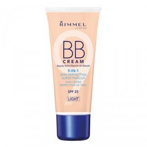 Buy Rimmel 9 in 1 BB cream SPF 25 - Nykaa
